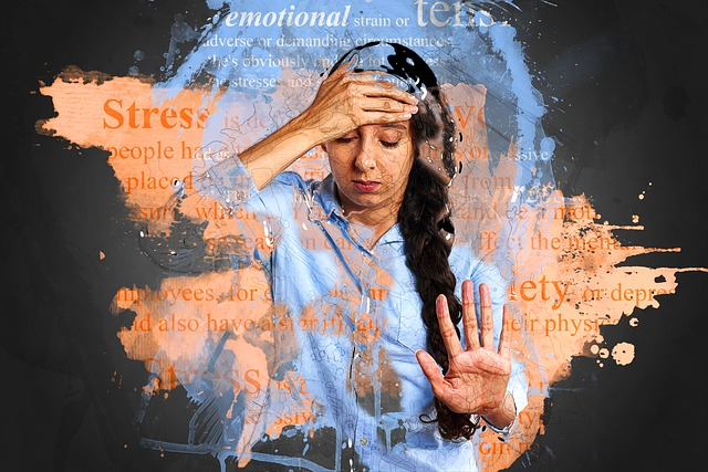 Anxiety and the Drama Triangle blog featured image